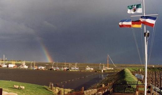 Regenbogen SBC Neufeld Hafen