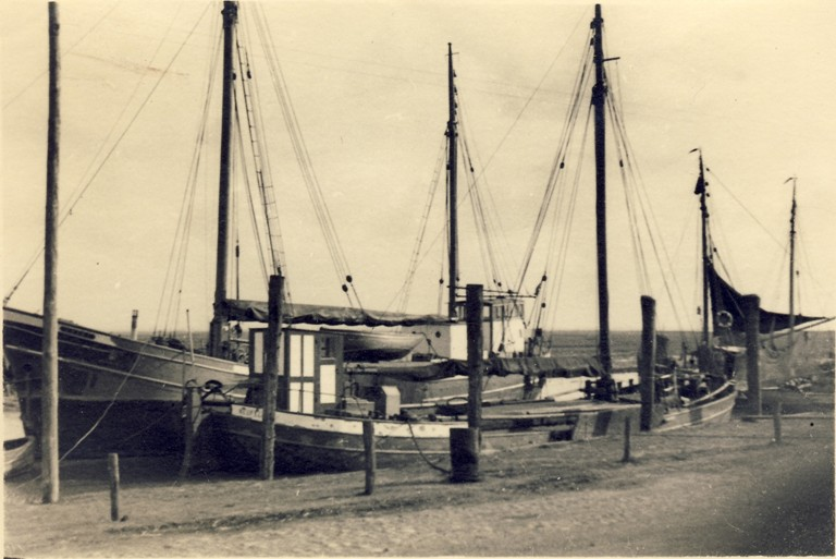 SBC Neufeld historische Aufnahme